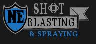Shot Blasting Commercial Paint Spraying Logo